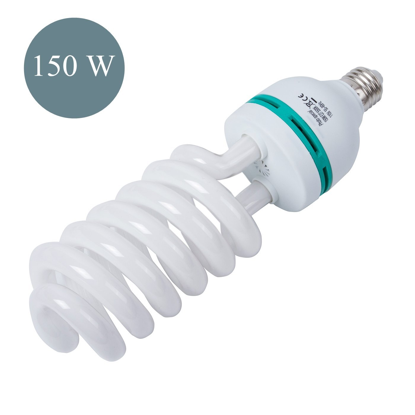 Cheap Bulb Color Temperature Find Deals On Lampu Studio Cfl 45w 5500k Get Quotations Photography Compact Fluorescent Daylight Balanced With For Video