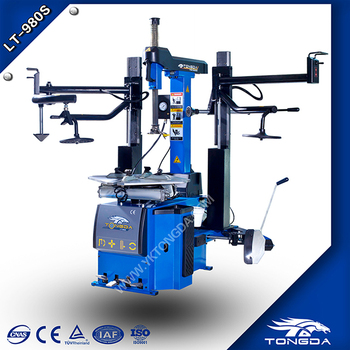 tongda tire changer  assist arm tire changer  helper arm tire changer mounting head lt