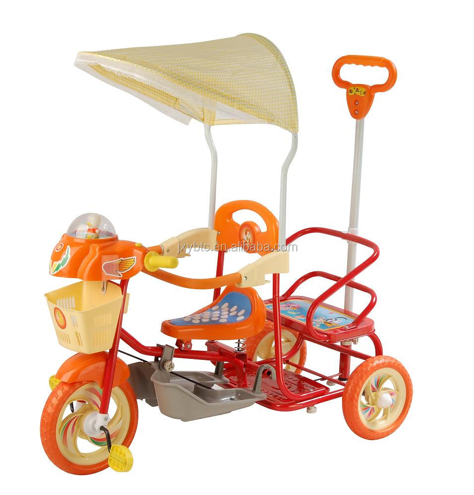 wholesale baby tricycle,baby smart trike,kids tricycle with back seat