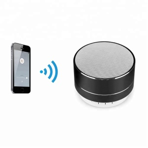 2018 amazon best sell music wifi speaker wireless smart portable mini speaker for PC and IPad