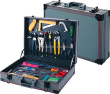 Custom aluminum briefcase tool box RZ-ST-080
