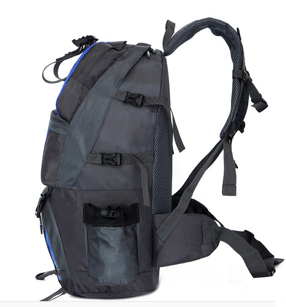 High Quality Polyester Blue Camping Bag