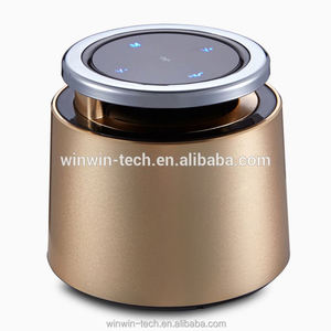 Mini Size 5 watt Wireless Speaker for Christmas Gifts