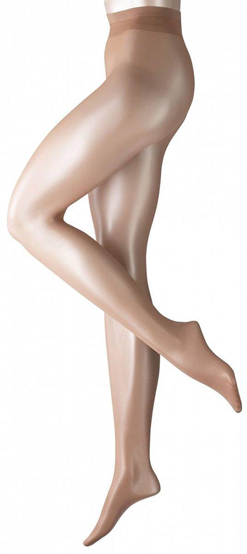 Falke Pure Matte 20 Denier Transparent Matte Anklet Tights Crystal Beige