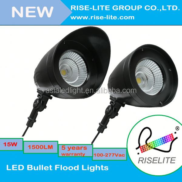 cUL meanwell driver LED Bullet Flood Lights LED landscape spot Lights fixture 120w outdoor led lamp