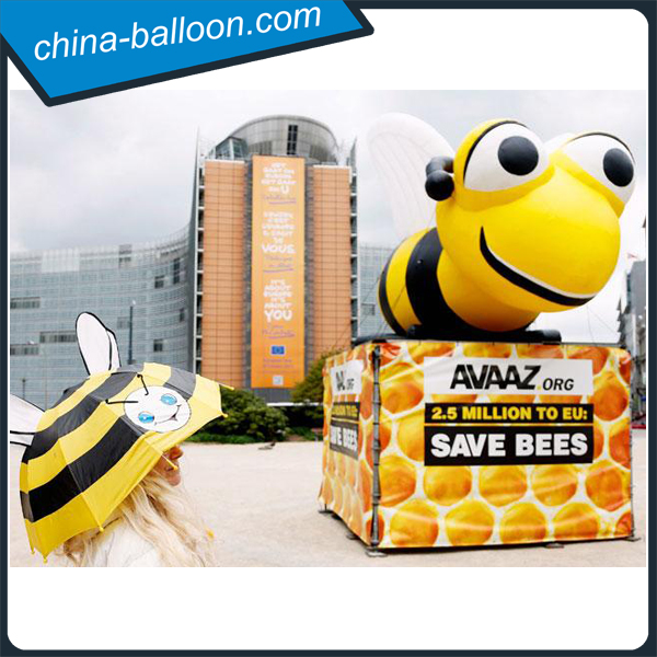 Giant Inflatable Bumble