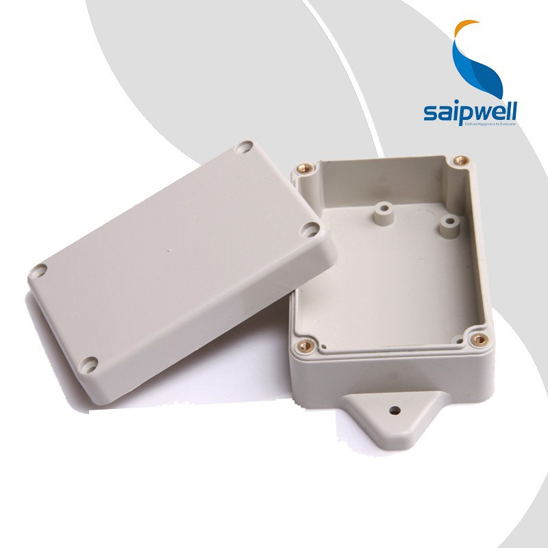 Lovely European Style Ip66 Waterproof Dustproof Electrical Junction Box125*175*75mm With Transparent Cover Plastic Enclosure Punctual Timing Connectors