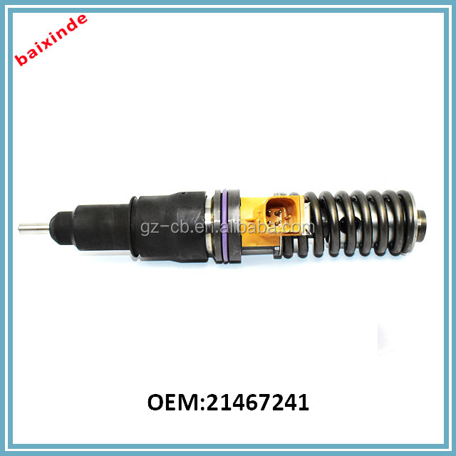 Geniune Parts OEM 21467241 22340639 Injector For Diesel Engine for DELPHIs Cars