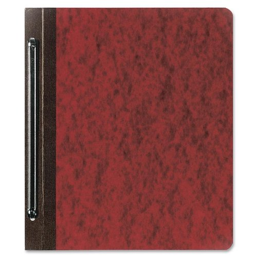 "7510002814313 Report Cover, 8-1/2 X 11, Red, 6"" Capacity, 25/Box"