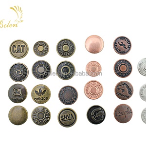 China fashion cheap jeans button for jeans