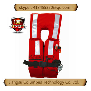 Best Selling Quality mens fancy inflatable life jacket vest
