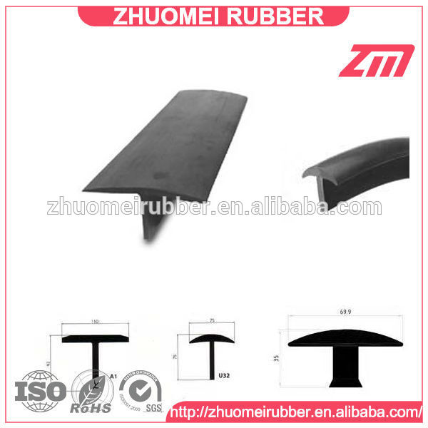 Epdm Material T Shape Rubber Molding Buy T Shape Rubber