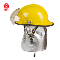 GA44 standard Korean style fire safety helmet