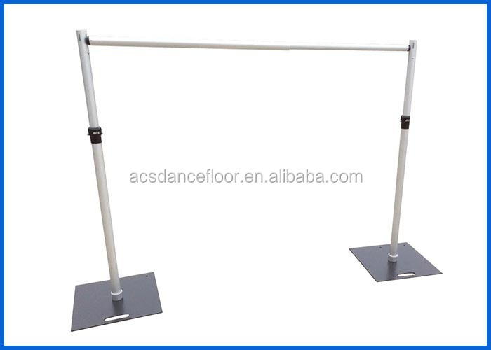 ACS Promotional Wedding Backdrop Stand Used Pipe And Drape Kits Telescopic