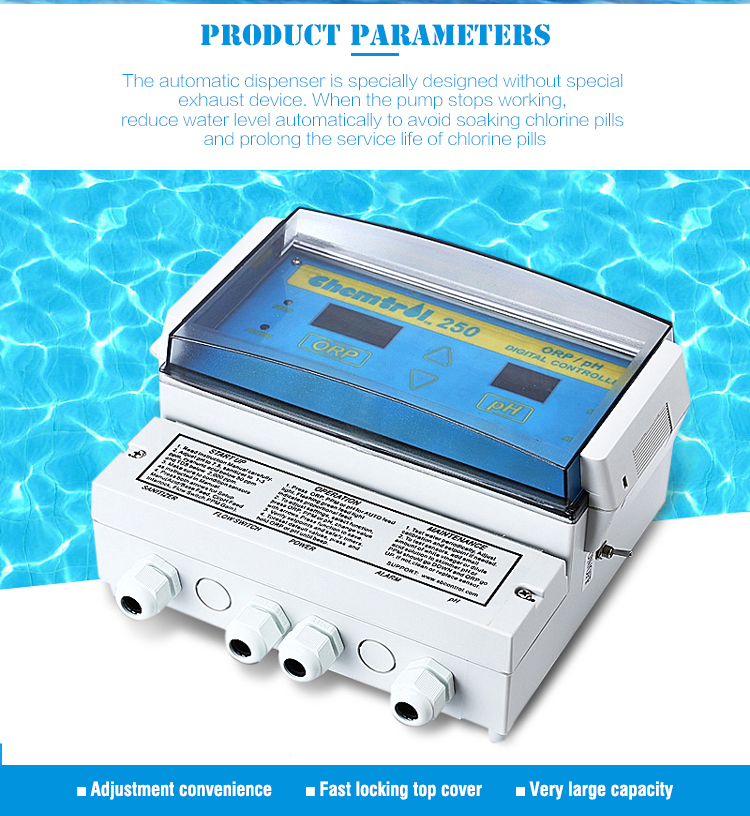 Swimming Pool Water Quality Monitor