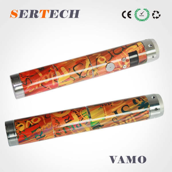 2013 Hot Sale Variable Voltage/Wattage Transformer Mod - VAMO V2 e cigarette Accept paypal