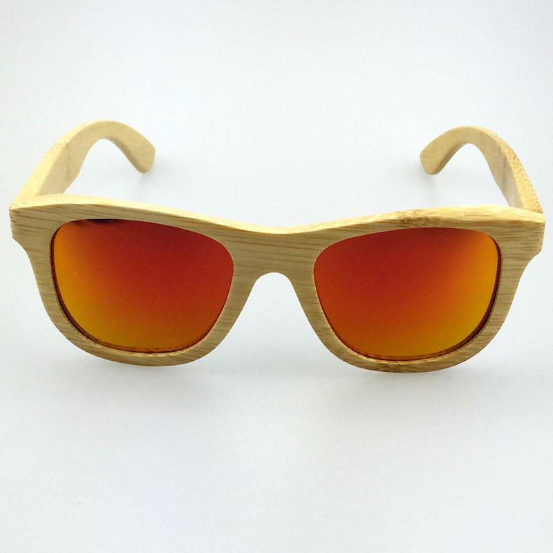 180deb3e247 Get Quotations · 2015 New Wood Sunglasses Men Fashion Bamboo Sunglasses  Wooden Sun Glasses Mens Women Brand Designer Oculos