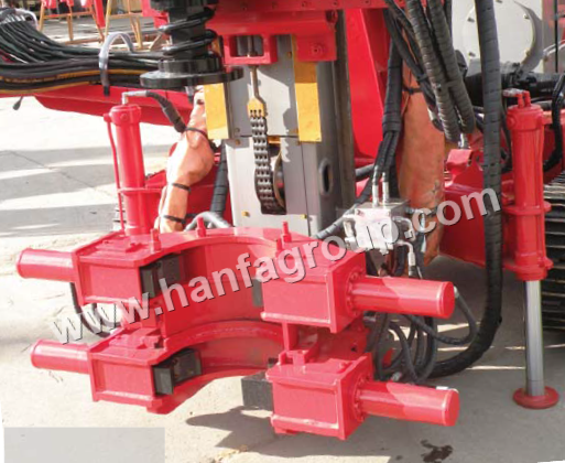 Hf160y Mini Micro Pile Drilling Rig Low Price Bore Pile