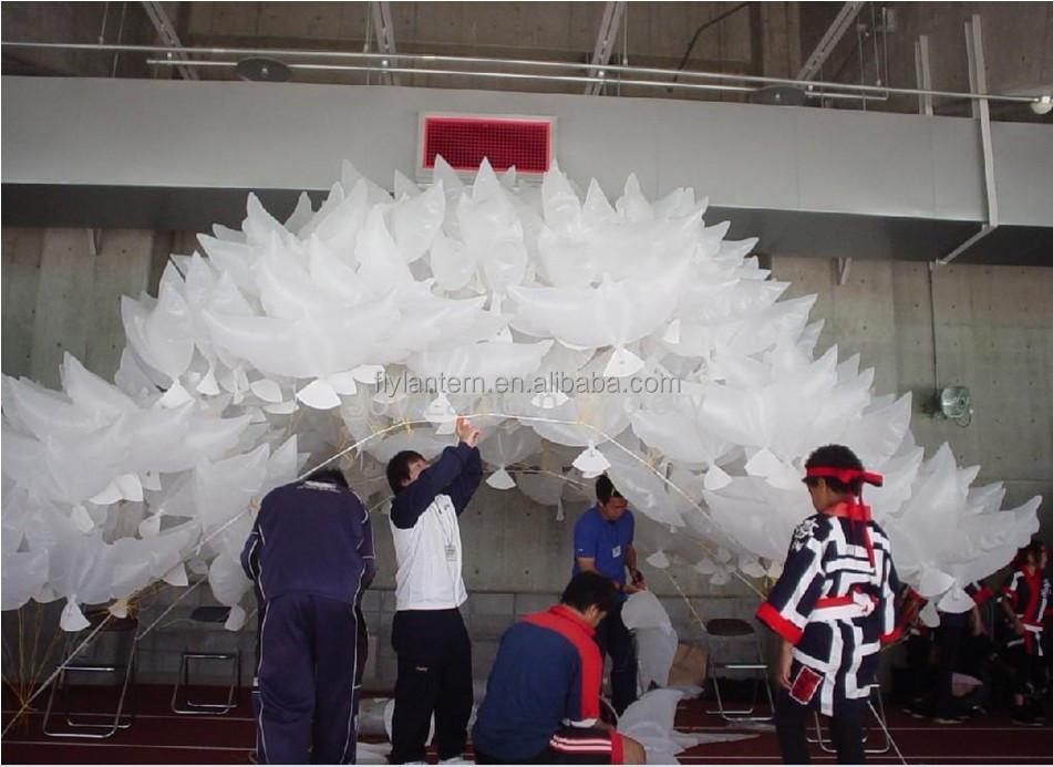 Decoracion con globos de helio para bodas - Decoracion de globos para bodas ...