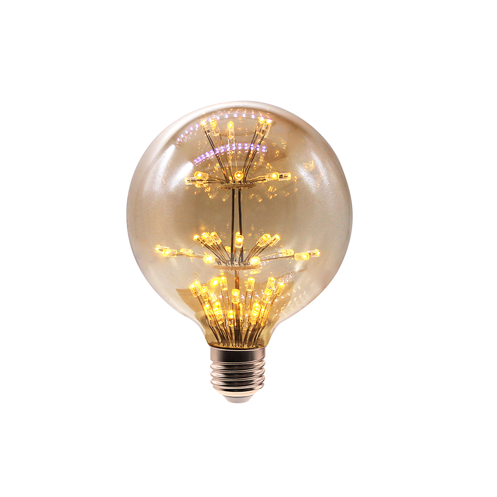 New Product Pendant Lighting <strong>E27</strong> 1.6W Clear Glass Led Bulb