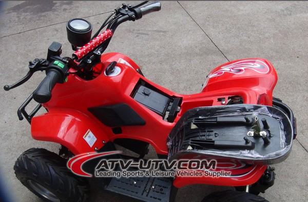 High speed 2000w Electric ATV with brushless motor
