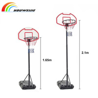 Adjustable basketball hoop basketball system basketball stand