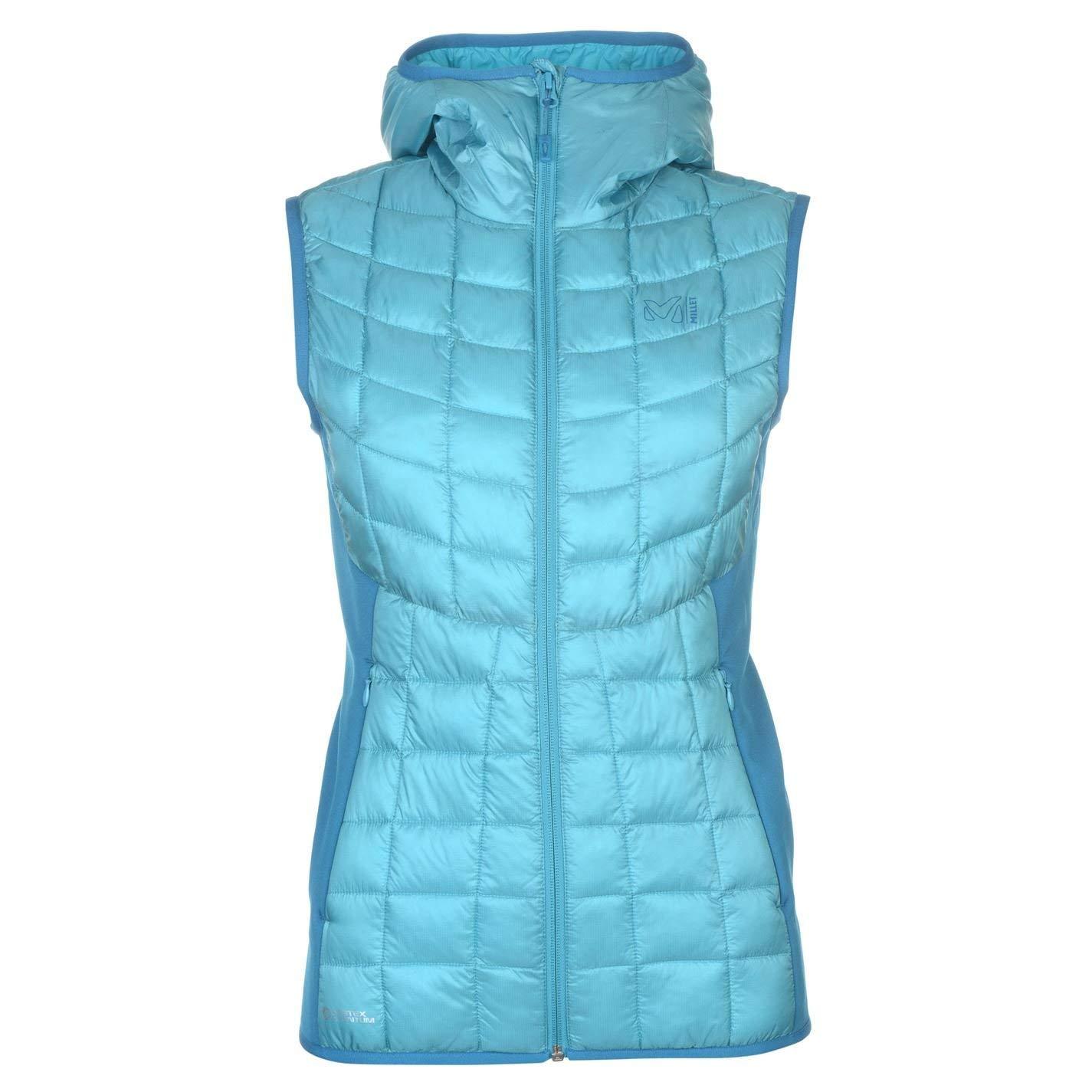 68976c4f0c Millet Womens Hybrid Microloft Gillet Jacket Mens Ski Top
