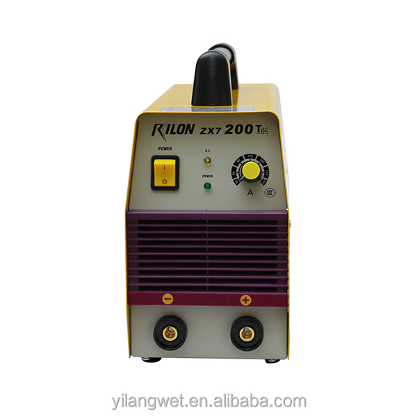 Rilon wholesale dc mma inverter welding machine zx7-200