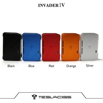 2018 Newest arrival invader IV vape Box Mod by Teslacigs