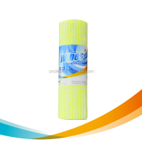 Household clean wipers disposable spunlace non woven wiping cloth for cleaning to replace J clloth
