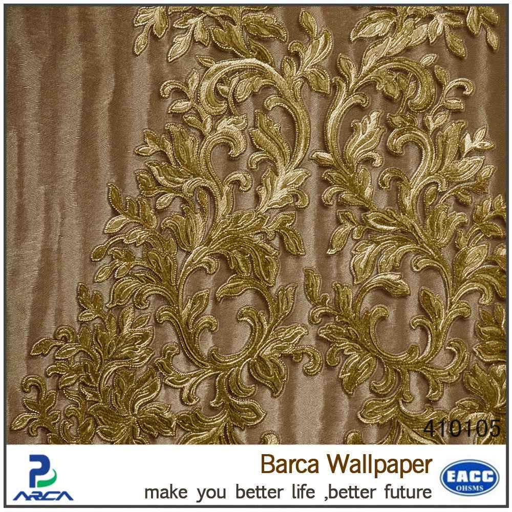 Silk textured wallpaper 3d effect wallpaper for home deco for 3d effect wallpaper for home