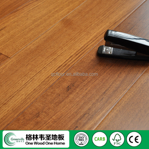 Popular sale High Class burma teak engineered wooden flooring