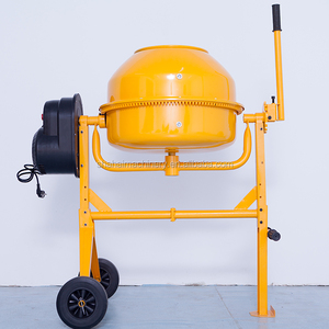 Epoxy Coated Sand Feed Continuous Small Concrete Mixer we are ready to buy