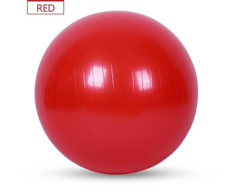 مخصص حجم 20 سنتيمتر 25 سنتيمتر مضاد للانفجار الصديقة للبيئة الاطفال صغيرة كرة يوجا البسيطة Pvc لينة كرة يوجا مع شعار