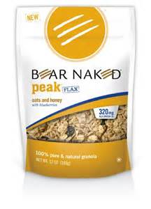 Natural naked oats