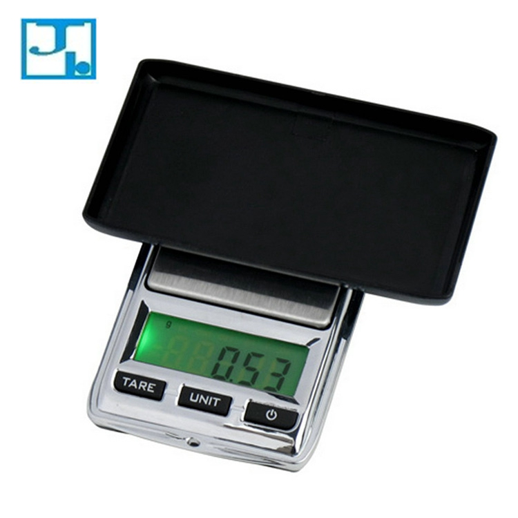 Small Portable Electronic Gram Gold Jewellery Weigh Scale For Shopping