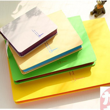 Myway Journal Scolaire a5 a6 Bloc-Notes carnet de Notes en papier Créatif de Butée Bureau Fournitures Scolaires Cahiers cadeau