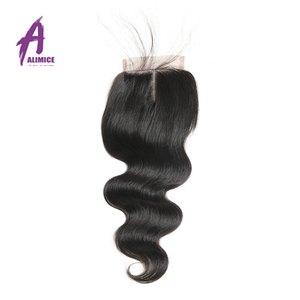 Cheap Factory Price 100% Unprocessed Short Brazilian Hair Front Lace Closure