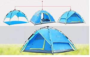 4 Season 4 Person C&ing Tent 2-layer Instant Pop Up Tent Windproof Outdoor  sc 1 st  Alibaba.com & Cheap 2 Man 4 Season Tent find 2 Man 4 Season Tent deals on line ...