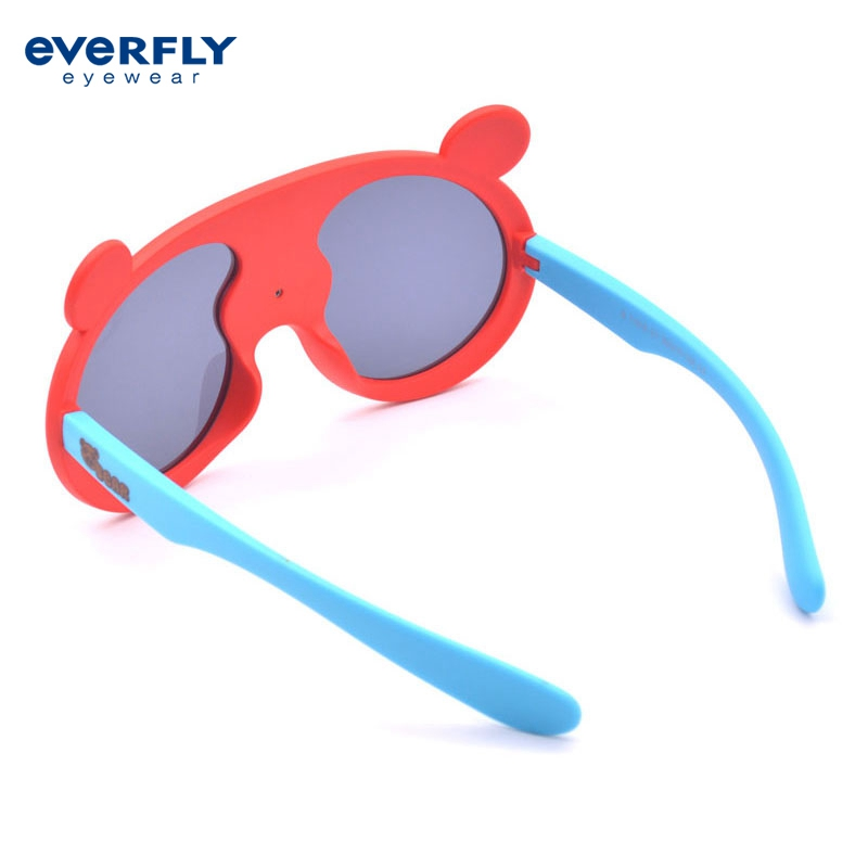 2019 Kids New Design Professional Manufacturer Party Sunglasses Fashion Children Bear Sunglasses