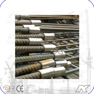 High Strength Steel Civil Construction rebar Coupler with Cheap Price