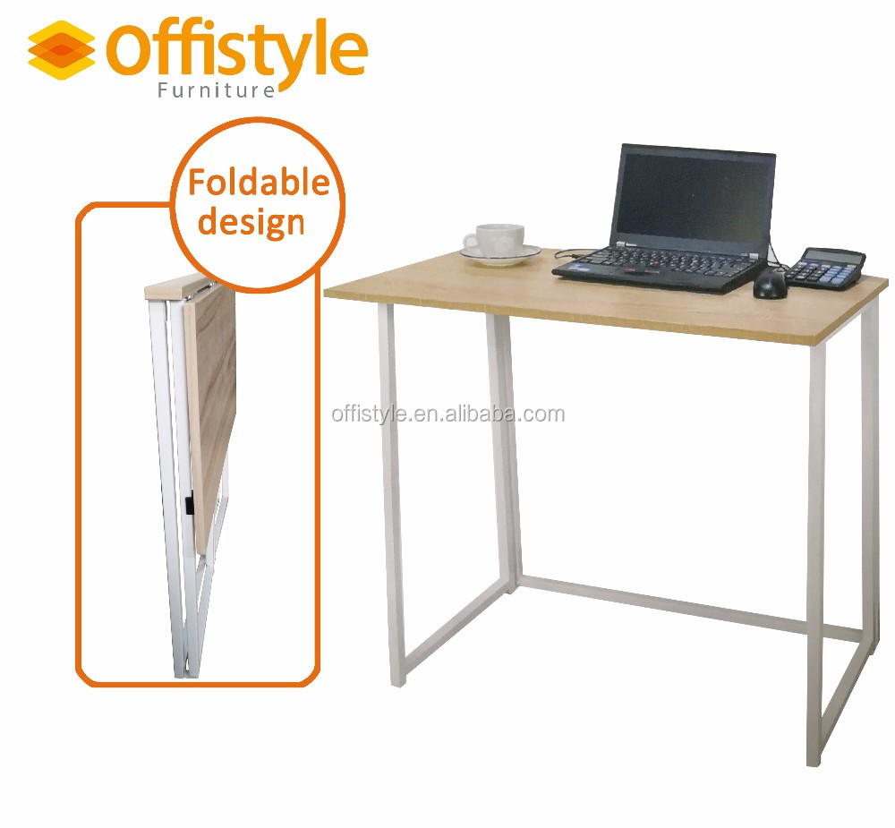 Office Furniture Portable Computer Folding Table - Buy Office Desk