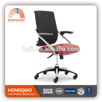 cross back chair leather ergonomic office puff chair desktop computer table
