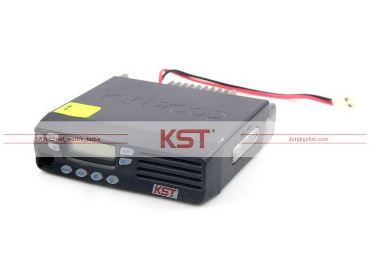 Base/Mobile Set TK-7100 with Desktop Mic, DC Cord, Mounting Bracket, Installation Kit and User Guide