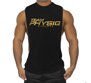 Wholesale High Quality Mens Vest Gym Stringer Tank Top Bodybuilding Vest For Men