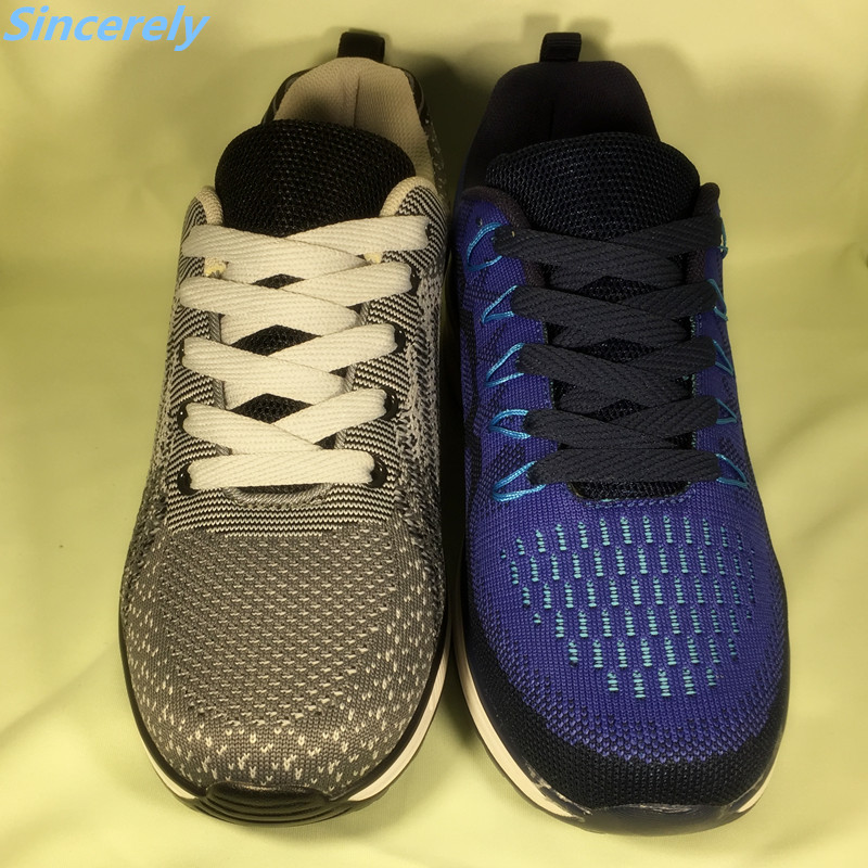 OEM running men sneaker shoes man wholesale knitted sport breathable cushion PFpdpqw