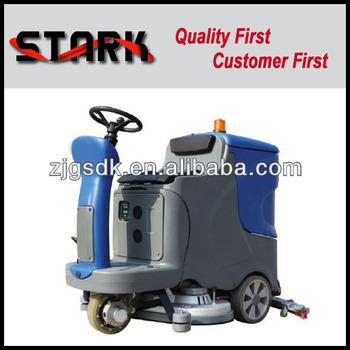 wash floor machine