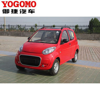 Yogomo Europe Style New Automobile Eec - Buy Electric Car 7.5kw ...