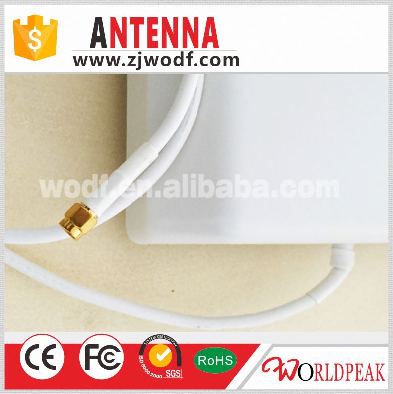 WIFI Antenna Indoor and Outdoor High Mile Range UHF Wireless antenna RF connector