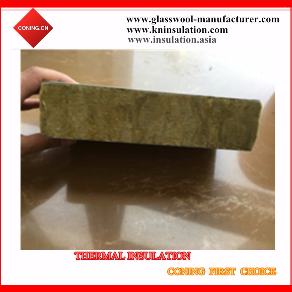 Thermal Barrier Insulation Rock Wool Insulation Material